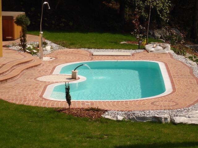 Pool in Graz